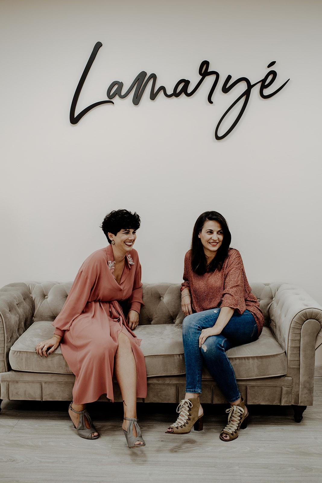 Entrevista a Lamaryé