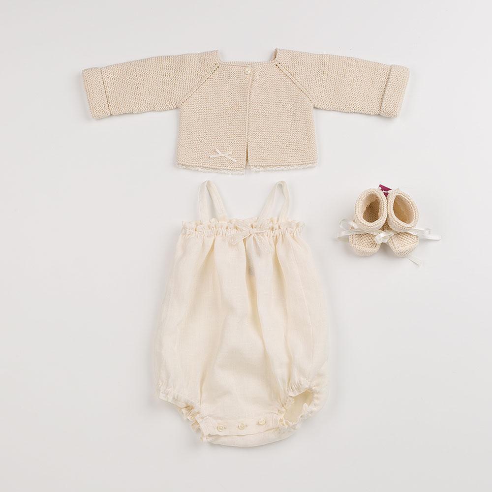 Bebés: primera puesta
