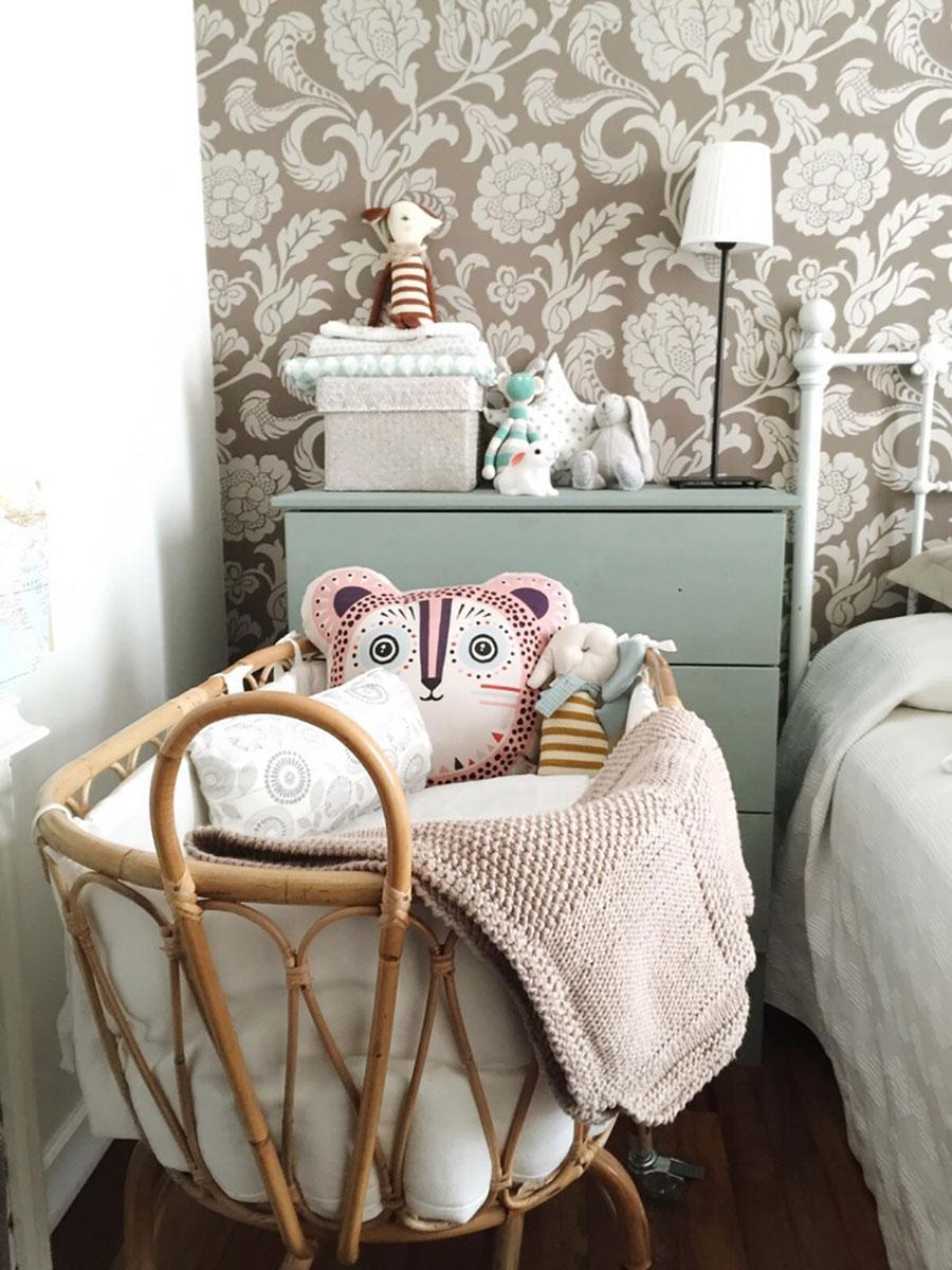 La habitación ideal para tu bebé