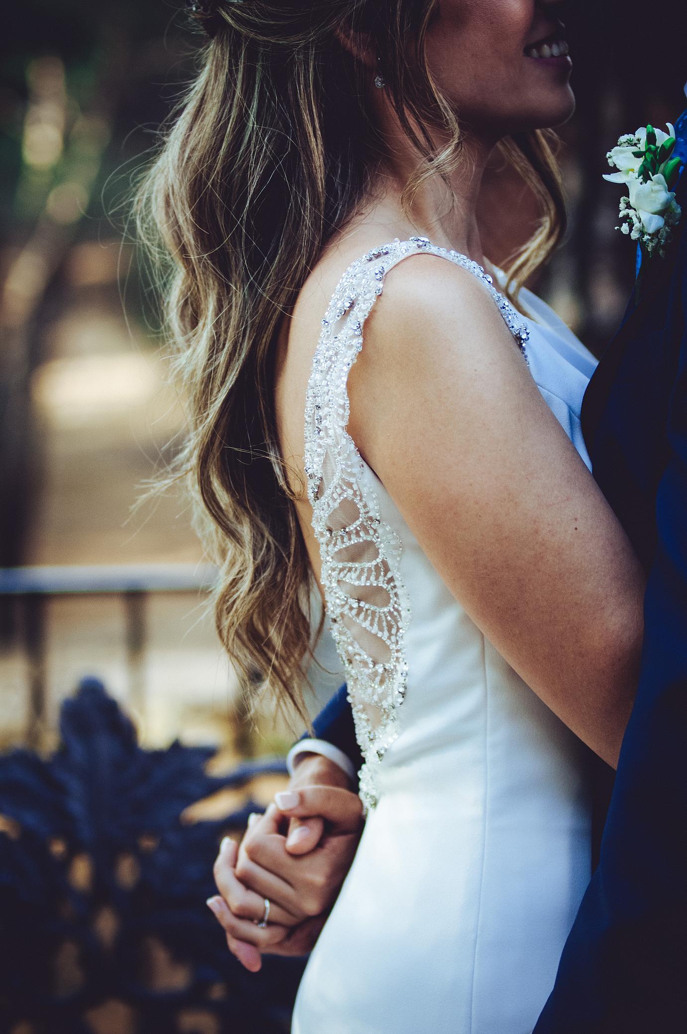 La preciosa boda de Nuria y Antonio