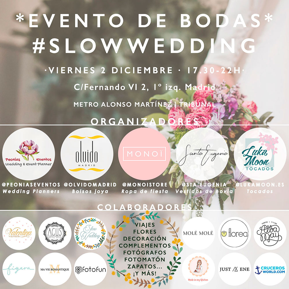 #slowwedding: un evento único