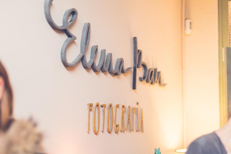 Elena Bau inaugura nuevo estudio
