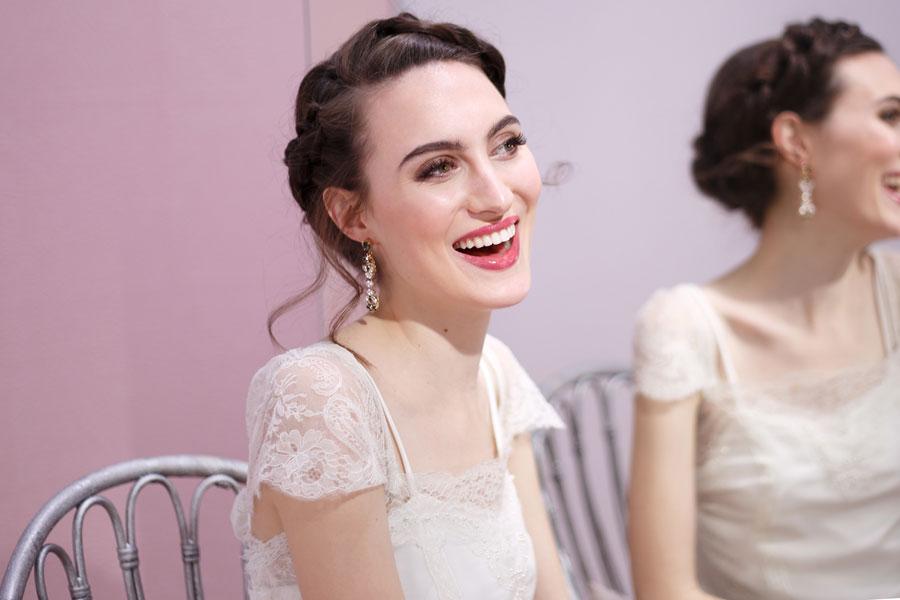 Un Beauty Bride muy afrancesado