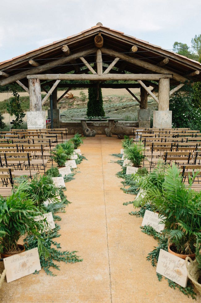Nature Wedding: tendencia 2017